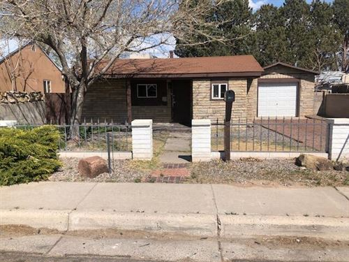Photo of 360 58TH Street NW, Albuquerque, NM 87105 (MLS # 990049)