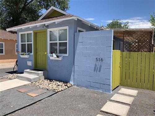 Photo of 516 9th Street SW, Albuquerque, NM 87102 (MLS # 980052)