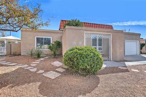 Photo of 3212 LA RONDA Place NE, Albuquerque, NM 87110 (MLS # 981052)