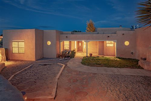 Photo of 642 Mission Valley Road, Corrales, NM 87048 (MLS # 980054)