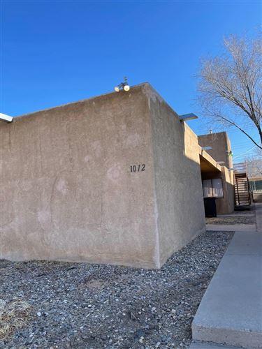 Photo of 1012 CHELWOOD PARK Boulevard NE #A, Albuquerque, NM 87112 (MLS # 984054)