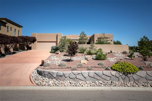 Photo of 6721 KALGAN Road NE, Rio Rancho, NM 87144 (MLS # 966055)