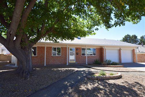 Photo of 10520 CHAPALA Place NE, Albuquerque, NM 87111 (MLS # 979055)