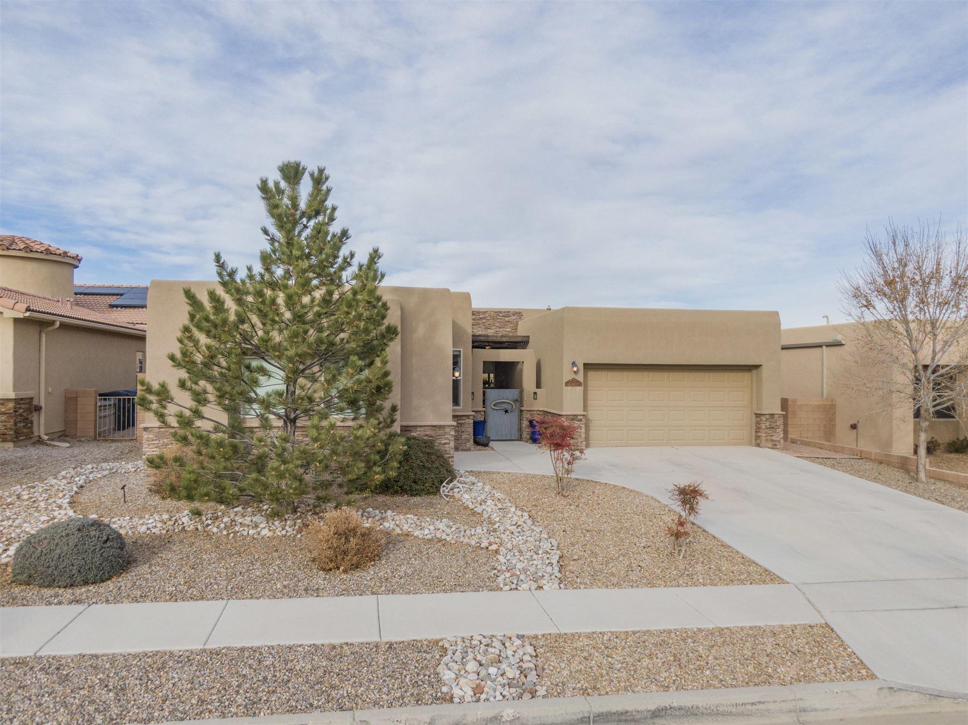 Photo of 6315 CAMINO DE PAZ Road NW, Albuquerque, NM 87120 (MLS # 984055)