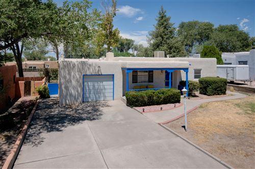 Photo of 2731 SAN JOAQUIN Avenue SE, Albuquerque, NM 87106 (MLS # 973059)
