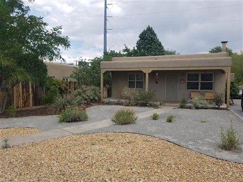 Photo of 1142 VASSAR Drive NE, Albuquerque, NM 87106 (MLS # 973060)