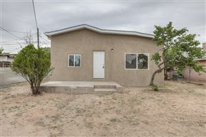Photo of 2106 Walter A and B Street SE, Albuquerque, NM 87102 (MLS # 945062)