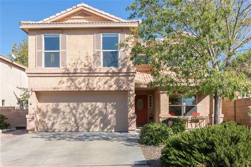 Photo of 8700 PLACER CREEK Court NE, Albuquerque, NM 87113 (MLS # 980062)