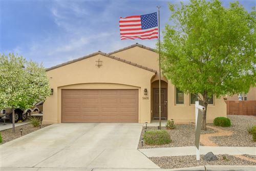 Photo of 5605 Cold Creek Avenue NW, Albuquerque, NM 87114 (MLS # 990062)