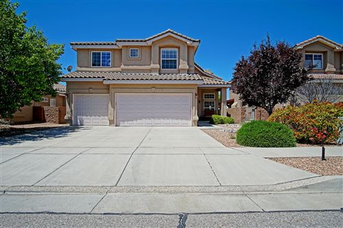 Photo of 9201 Silverwood Drive NE, Albuquerque, NM 87113 (MLS # 943063)