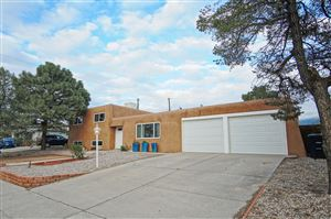 Photo of 4508 Piedra Blanca Street NE, Albuquerque, NM 87111 (MLS # 939064)
