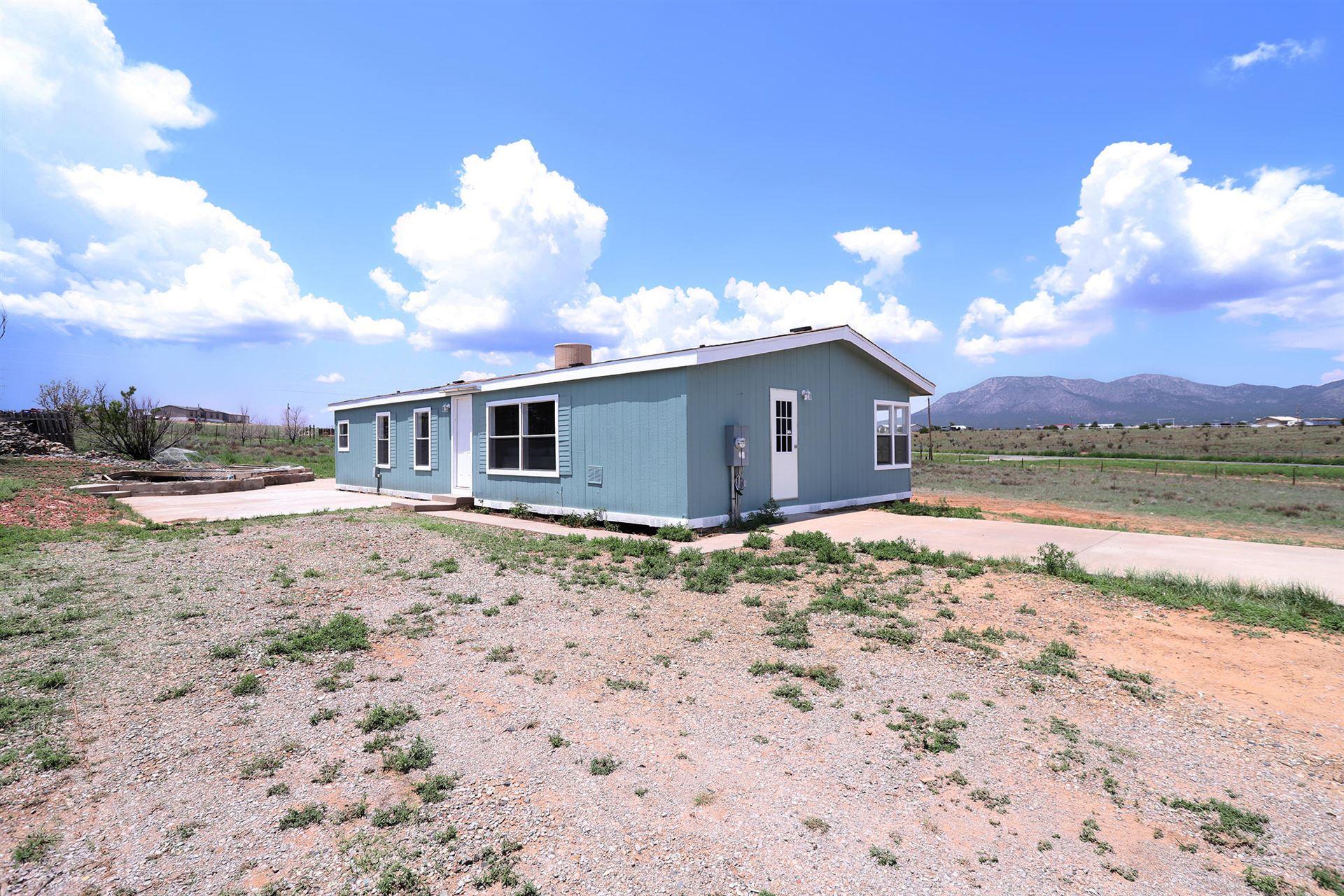 Photo for 3 Windgate Road, Edgewood, NM 87015 (MLS # 997064)