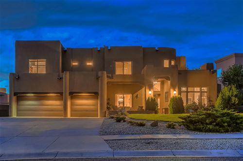 Photo of 12201 MOUNTAIN HAZE Road NE, Albuquerque, NM 87122 (MLS # 971065)