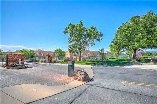 Photo of 4701 MORRIS Street NE #1801, Albuquerque, NM 87111 (MLS # 992065)