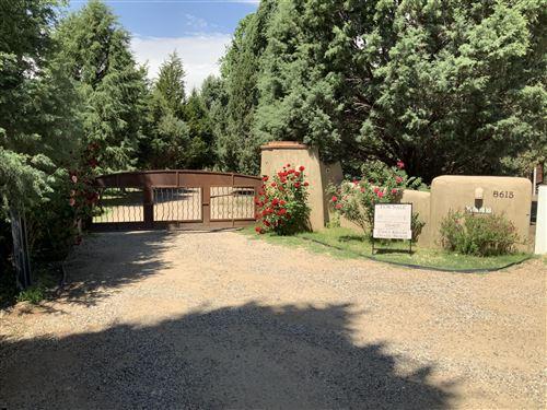 Photo of 8615 RIO GRANDE Boulevard NW, Los Ranchos, NM 87114 (MLS # 992066)