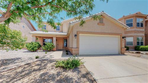 Photo of 8708 Placer Creek Court NE, Albuquerque, NM 87113 (MLS # 995067)