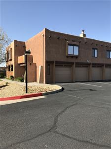 Photo of 5801 Lowell Street NE #22d, Albuquerque, NM 87111 (MLS # 941069)