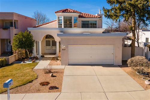 Photo of 6217 PARKTREE Place NE, Albuquerque, NM 87111 (MLS # 984071)