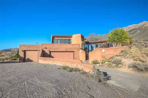 Photo of 641 Cougar Loop NE, Albuquerque, NM 87122 (MLS # 960072)