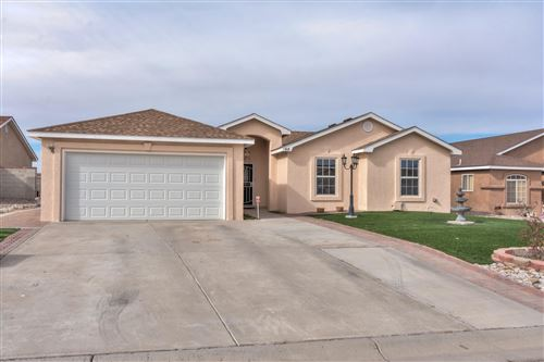 Photo of 5 Acts Place, Los Lunas, NM 87031 (MLS # 958073)