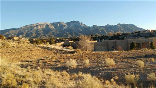 Photo of Anasazi Meadows Trail, Placitas, NM 87043 (MLS # 961073)