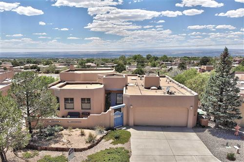 Photo of 7742 CEDAR CANYON Road NE, Albuquerque, NM 87122 (MLS # 971073)