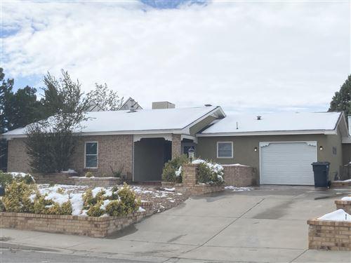 Photo of 701 WESTERN HILLS Drive SE, Rio Rancho, NM 87124 (MLS # 980073)