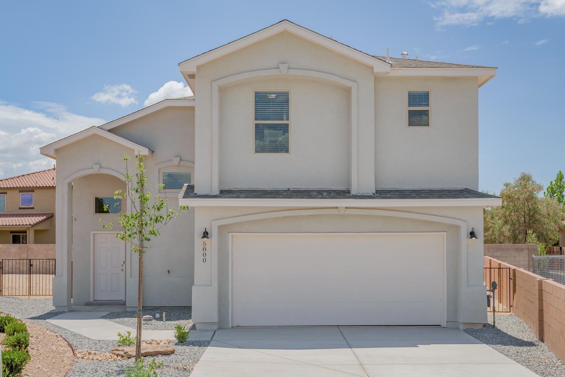 5800 MAFRAQ Avenue NW, Albuquerque, NM 87114 - #: 996073