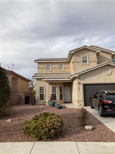 Photo of 9639 KARTHALA Avenue NW, Albuquerque, NM 87120 (MLS # 983074)