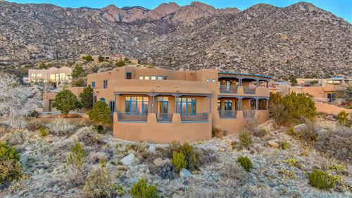 Photo of 53 ROCK RIDGE Court NE, Albuquerque, NM 87122 (MLS # 988076)