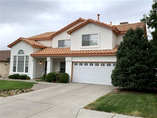 Photo of 8505 Jean Parrish Court NE, Albuquerque, NM 87122 (MLS # 955077)