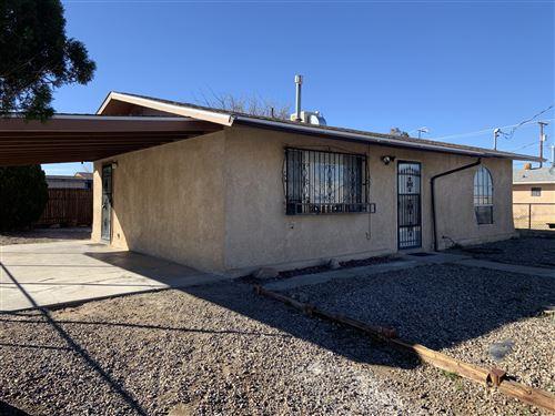 Photo of 617 N 6TH Street, Belen, NM 87002 (MLS # 986078)