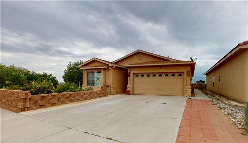 Photo of 11024 GLADIOLAS Place NW, Albuquerque, NM 87114 (MLS # 974080)
