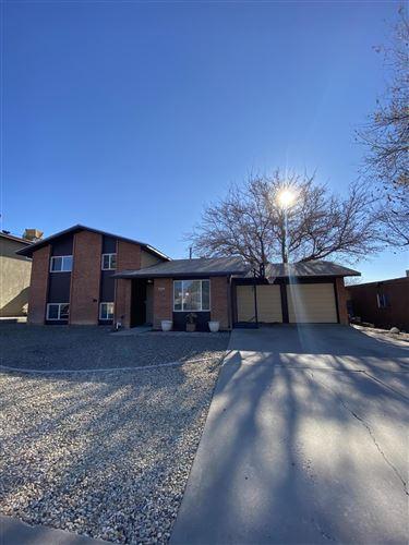 Photo of 7204 MARILYN Avenue NE, Albuquerque, NM 87109 (MLS # 982083)