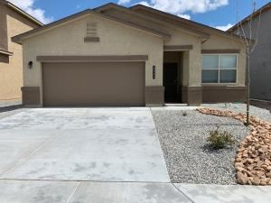Photo of 2245 Solara Loop NE, Rio Rancho, NM 87144 (MLS # 960086)