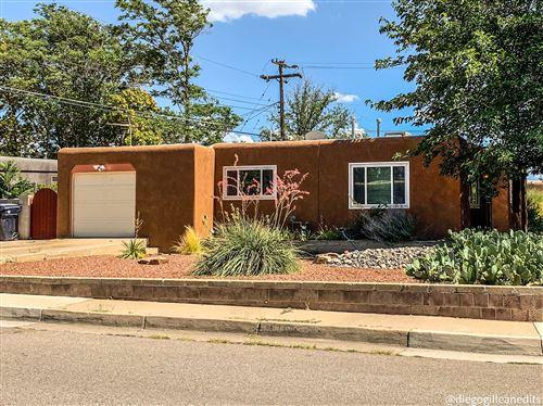 Photo of 1612 WISCONSIN Street NE, Albuquerque, NM 87110 (MLS # 973088)