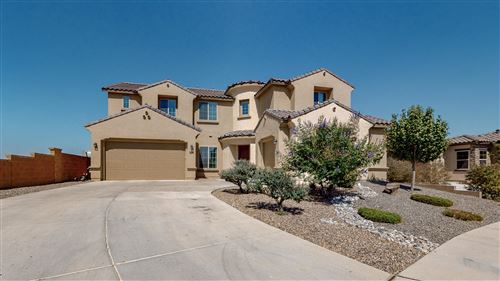 Photo of 8723 Piedra Lumbre Road NW, Albuquerque, NM 87120 (MLS # 977088)