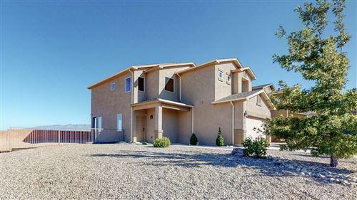 Photo of 2736 CRESCENT MOON Drive NE, Rio Rancho, NM 87144 (MLS # 978088)