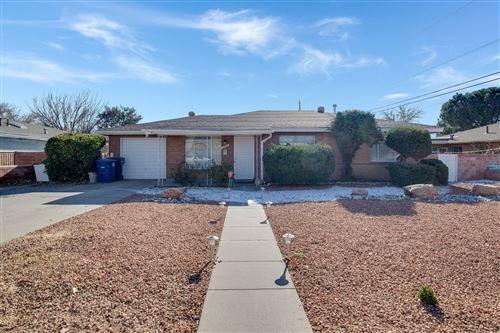 Photo of 8506 LOS ARBOLES Avenue NE, Albuquerque, NM 87112 (MLS # 982088)