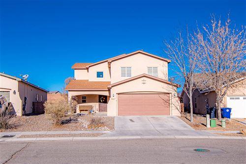 Photo of 9627 SUN DANCER Drive NW, Albuquerque, NM 87114 (MLS # 983089)