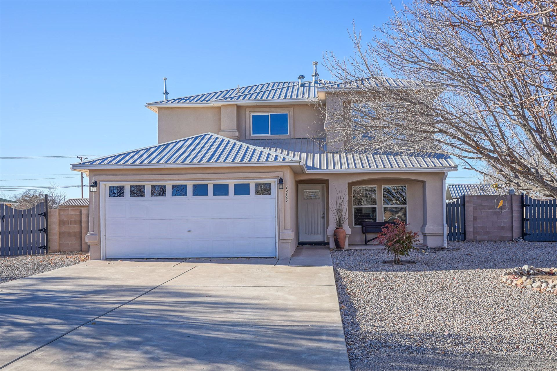 Photo of 9363 Vista Clara Loop NW, Albuquerque, NM 87114 (MLS # 982089)