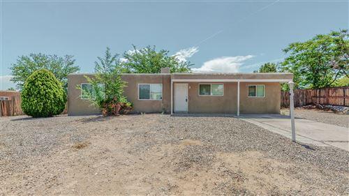 Photo of 504 Gral Trevino Drive SE, Rio Rancho, NM 87124 (MLS # 993091)