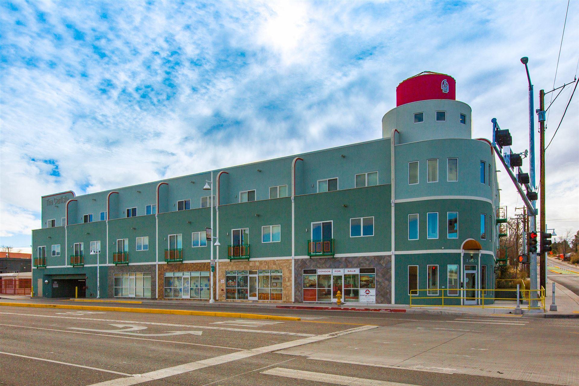 3600 Central Avenue SE #209, Albuquerque, NM 87108 - MLS#: 984093
