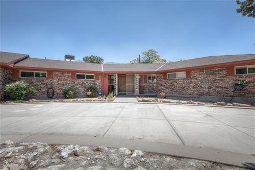 Photo of 12912 BLACKSTONE Road NE, Albuquerque, NM 87111 (MLS # 994094)