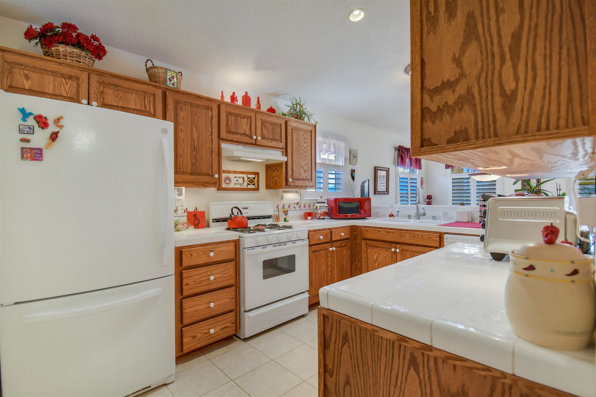 Photo of 9918 WIND CAVE Drive NW, Albuquerque, NM 87114 (MLS # 984095)