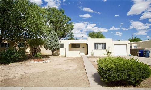 Photo of 1032 CALIFORNIA Street SE, Albuquerque, NM 87108 (MLS # 972096)