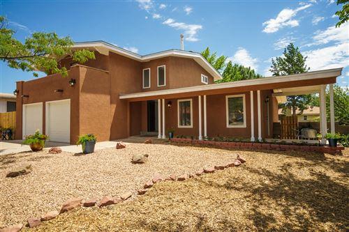 Photo of 12016 ELVIN Place NE, Albuquerque, NM 87112 (MLS # 972099)