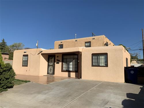 Photo of 1014 DOROTHY Street NE, Albuquerque, NM 87112 (MLS # 979101)