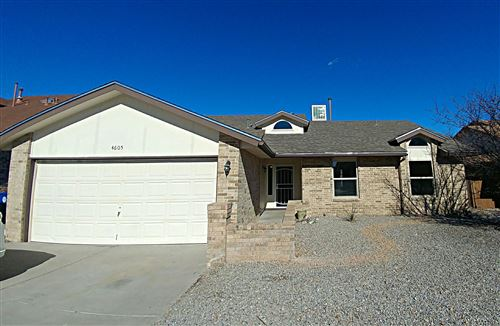 Photo of 4605 PRAIRIE VIEW Road NW, Albuquerque, NM 87120 (MLS # 959102)