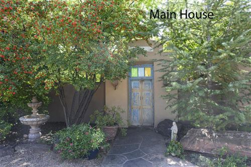 Photo of 6927 Guadalupe Trail NW, Los Ranchos, NM 87107 (MLS # 964102)